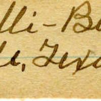 Clinton Mellen Jones, egg card # 367