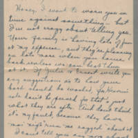 1918-08-24 Daphne Reynolds to Conger Reynolds Page 2