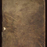 English cookbook, ca. 1850-1870