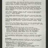"""1970-06-06 Newsletter: """"""""LULAC Glances"""""""" Page 5"""