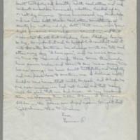 1943-02-10 Laura Davis to Lloyd Davis Page 6