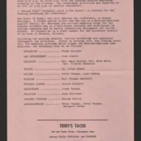 """1971-05-28 """"""""La Raza"""""""" Page 2"""