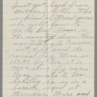 1942-07-26 George Davis  to Lloyd Davis Page 5