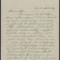 1918-07-26 Thomas Messenger to Mr. N.H. Messenger Page 1