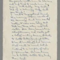 1942-07-19 Laura Davis to Lloyd Davis Page 2