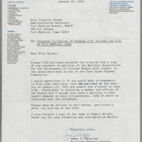 1972-01-24 James I. Meyerson to Miss Virginia Harper