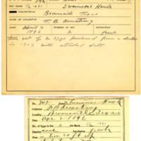 Thomas Wilmer Dewing, egg card # 229