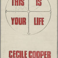 1970-11-01 This is Your Life Cecile Cooper Page 1