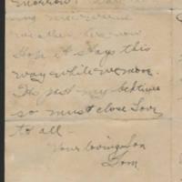 1919-04-09 Thomas Messenger to Mr. & Mrs. N.H. Messenger Page 4