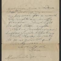 1918-03-06 Thomas Messenger to Vera Wade Page 8