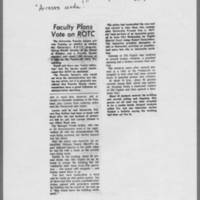 """1970-05-08 Daily Iowan Article: """"""""Arrests Made!"""""""" Page 2"""
