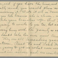 1918-02-18 Daphne Reynolds to Conger Reynolds Page 3