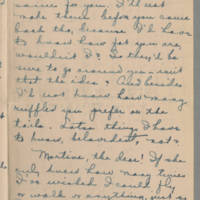 1918-08-19 Daphne Reynolds to Conger Reynolds Page 4