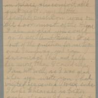 1945-05-20 Laura Hutchison to Laura Frances Davis Page 2