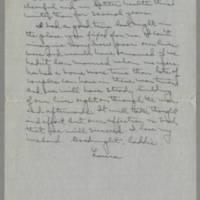 1943-02-24 Laura Davis to Lloyd Davis Page 4