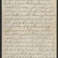 1918-01-13 Harvey Wertz to Mr. L.A. Wertz Page 2