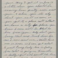 1945-08-03 George Davis to Lloyd Davis Page 3