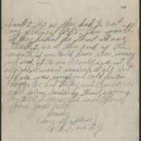 1917-12-07 Harvey Wertz to Mr. L.A. Wertz Page 2