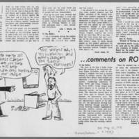 "1971-05-13 Daily Iowa Letters: """"Police and Protests"""" Page 4"