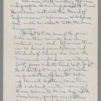 1941-10-21 Laura Davis to Lloyd Davis Page 2
