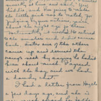 1918-08-19 Daphne Reynolds to Conger Reynolds Page 6