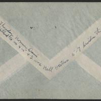 1943-10-16 Page 6 - Envelope - back