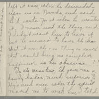 1918-07-11 Daphne Reynolds to Conger Reynolds Page 4