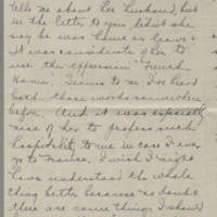 1918-11-08 Daphne Reynolds to Conger Reynolds Page 3