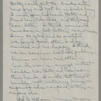 1945-08-08 Laura Davis to Lloyd Davis Page 3