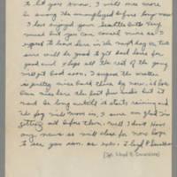 1945-09-17 Sgt. Lloyd B. Donaldson to Dave Elder