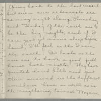 1918-07-14 Daphne Reynolds to Conger Reynolds Page 4