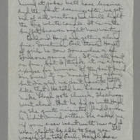 1943-05-16 Laura Davis to Lloyd Davis Page 4