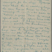 1919-07-19 Daphne Goodenough to Mary Goodenough Page 2