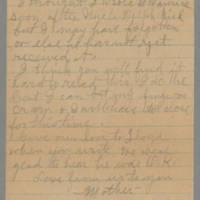1945-04-09 Laura Hutchison to Laura Frances Davis Page 5