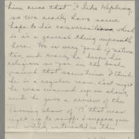 1918-07-23 Daphne Reynolds to Conger Reynolds Page 3