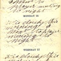 1863-11-15 -- 1863-11-17
