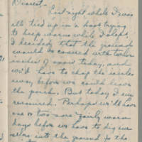 1918-08-30 Daphne Reynolds to Conger Reynolds Page 1