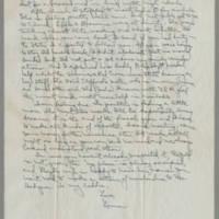 1945-06-17 Laura Davis to Lloyd Davis Page 4