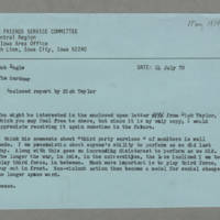 1970-07-14 Tim Gardner to Bob Engle