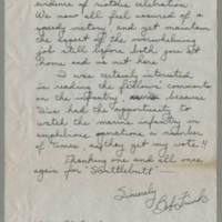 1945-05-16 Lt. Bob Frink to Dave Elder Page 2