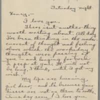 1919-01-27 Conger Reynolds to Daphne Reynolds