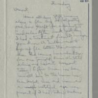 1942-09-24 Laura Davis to Lloyd Davis Page 1