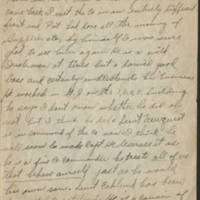 1918-07-12 Harvey Wertz to Mrs. L.A. Wertz Page 2
