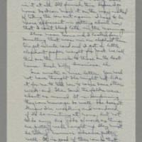 1942-09-15 Laura Davis to Lloyd Davis Page 2
