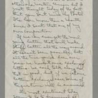 1943-07-25 Laura Davis to Lloyd Davis Page 4