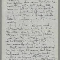 1945-07-06 Laura Davis to Lloyd Davis Page 3