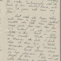 1945-06-23 Bessie Henderson to Laura Frances Davis Page 3