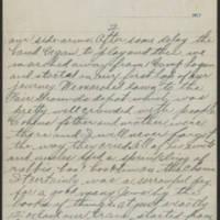 1917-09-21 Harvey Wertz to Mr. L.A. Wertz Page 2