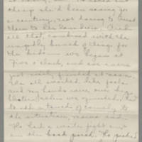 1918-07-13 Daphne Reynolds to Conger Reynolds Page 5