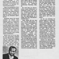 """1984-05-10 """"""""Simon Estes comes to Northrop"""""""""""